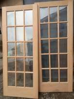 Quality wooden doors for classy homes for sale