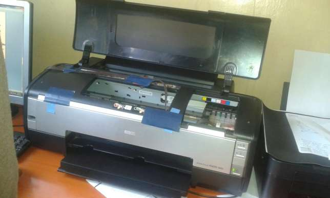 Epson A3 1410 Printer 6 color inkjet for Large Photos, Posters, Docs Nairobi CBD - image 6