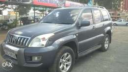 Very clean Locall Toyota Prado