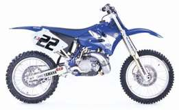 Yamaha YZ 250 . 2stroke . stripping for PARTS