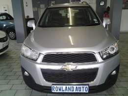 2013 Chevrolet Captiva automatic for 150000