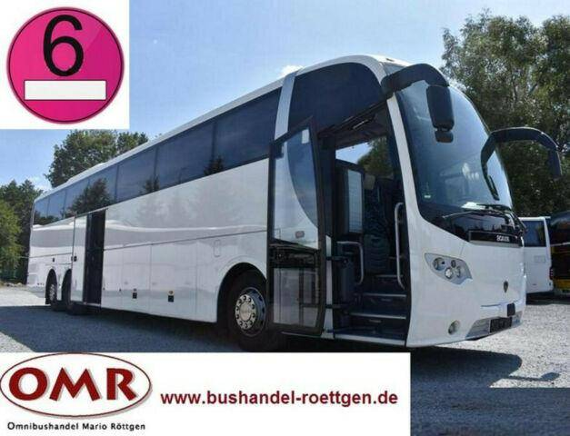 Scania OmniExpress / Euro 6 / Touring / 417 / 580 / 416 - 2005