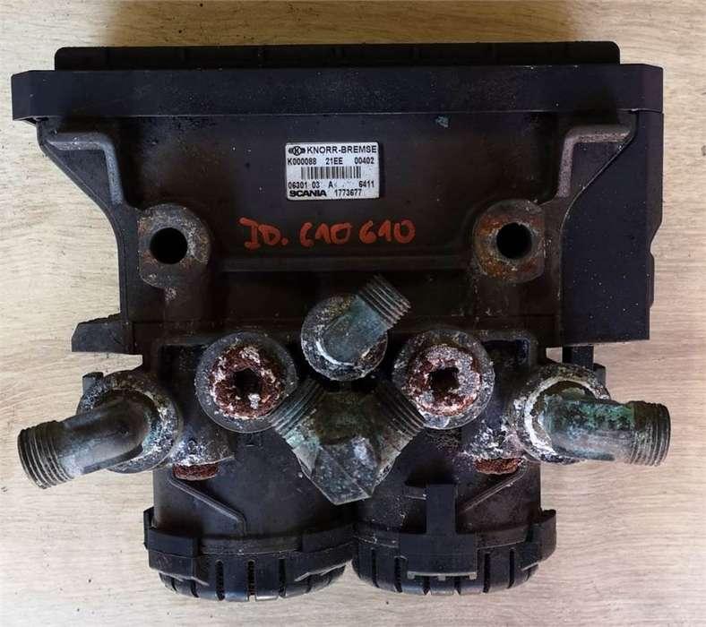 Scania R Ventil, Modul P3, 1773677, K000088