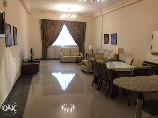 1 BR Fully Furnished Apartment With Balcony