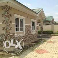 A 3 bedroom bungalow at suncity estate Abuja