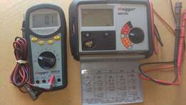 Megger testers for sale