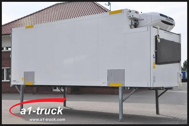 Schmitz Cargobull 4 x  WKO Kühlkoffer, Thermoking T-800R, neuwertig - 2016