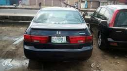 Sharp Honda accord EOD available for sell