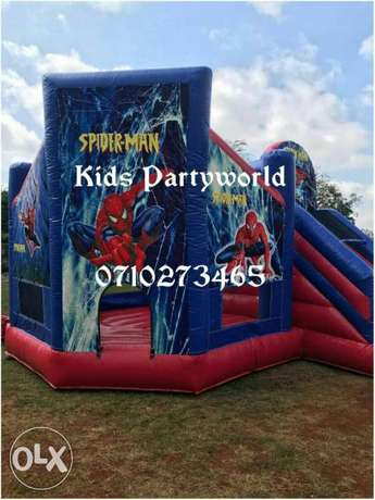 for hire tents,chairs,bouncy house,trampolines,bouncing castles,castle Westlands - image 6