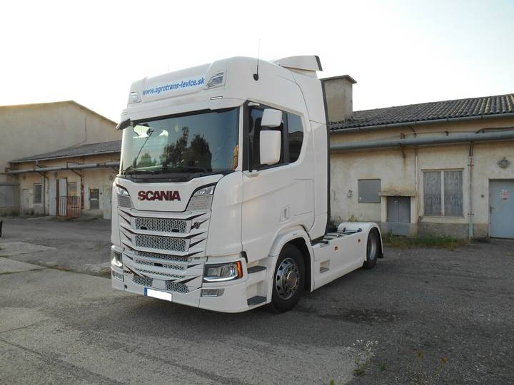 Scania R-500  ONLY SCR  FULL AIR  LED HEADLIGHTS - 2017