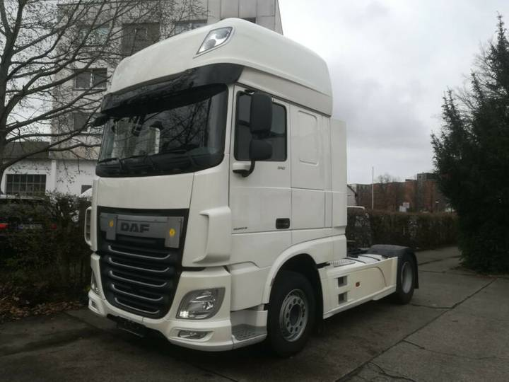 DAF XF 106.510 Intarder AUT E6 / Leasing - 2017