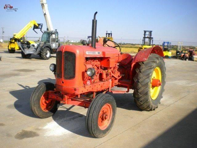 Nuffield MOTRANSA  460 wheel tractor