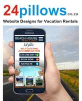 Website Design for Vacation Rentals