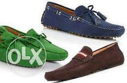 Men loafers all sizes