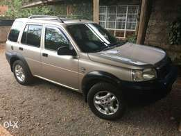 Landlover freelander