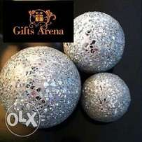 Glass Mosaic Decoration Balls
