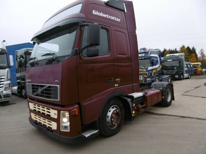 Volvo FH440-GLOBE XL-MANUAL-ORG KM - 2006