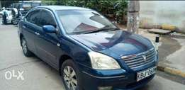 Toyota Premio in excellent condition.still new