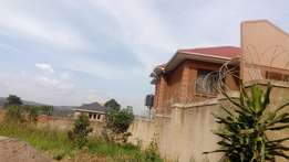 50 by 100 ft plot in namugongo at 60m