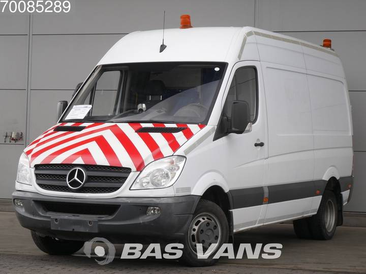 Mercedes-Benz Sprinter 519 CDI 3.0 V6 Werkplaatsinrichting L2H2 8m3 Airco - 2010