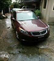 Honda accord 2009 Toks