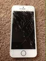 Looking to buy broken iPhone 5s