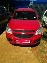 Chevrolate bakkie 2013