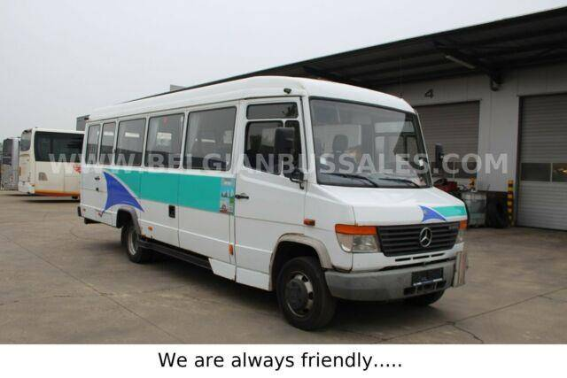 Mercedes-Benz O 814 Vario euro 3 lift - 2004