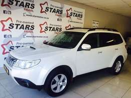 2011 Subaru Forerster 2.0 Boxer Diesel Available Now! Only R179950