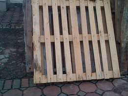 Pallets to clear