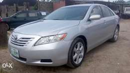 Very Neat Used 2007 Toyota Camry with Custom Duty For Giveaway
