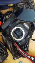 Brand new Canon 5D Mark III with 24-70mm