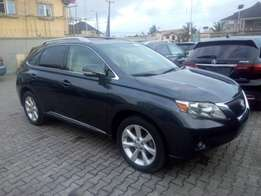 newly arrived Tokunbo Rx 350 Lexus 2011 model full option available