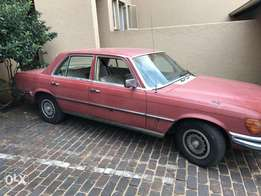 Classic benz for sale