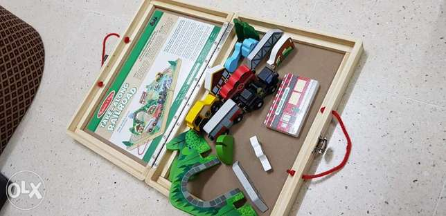 Wooden Train Toy sets