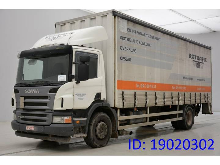 Scania P230 - 2007