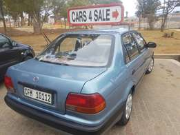 Toyota Corolla 1300 Great Condition