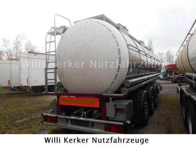 SCHRADER Tankauflieger 32 m³ V2A 7582 - 2005 - image 4