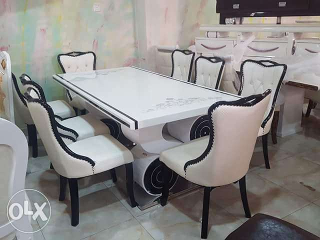 6 seater marble dining table with chairs Laga olxcomng : 3 from www.olx.com.ng size 640 x 480 jpeg 28kB
