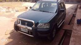 Sharp Honda Crv ,in good condition ,at 750,000.
