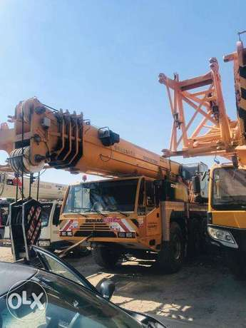 Rent Heavy Equipments (Cranes, Trailer, Boom Loader)