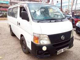 2006 Nissan Caravan - Diesel with seats