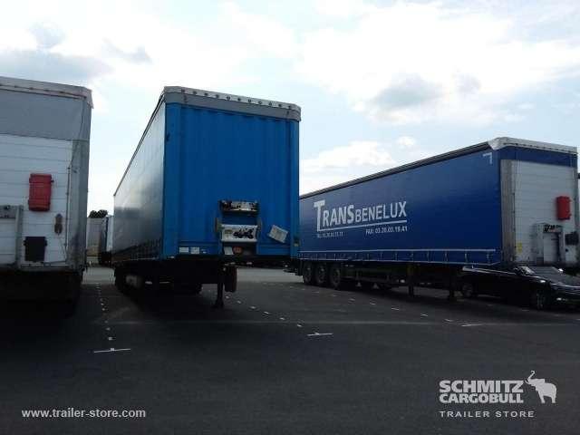 Krone Semitrailer Rideaux Coulissant Standard - 2011