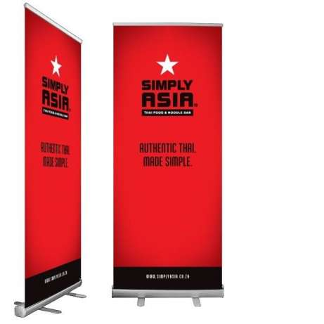 Pull up banners from R1500, a complete pull up banner on PVC Midrand - image 1