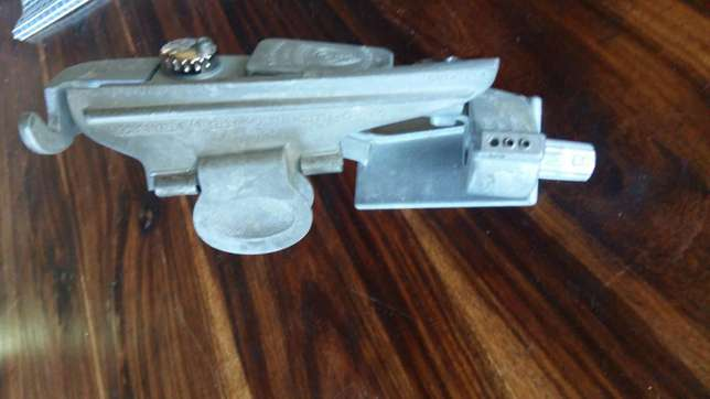 Archery Bitzenberger Right Helical jig and clamp for fletching Randfontein - image 1