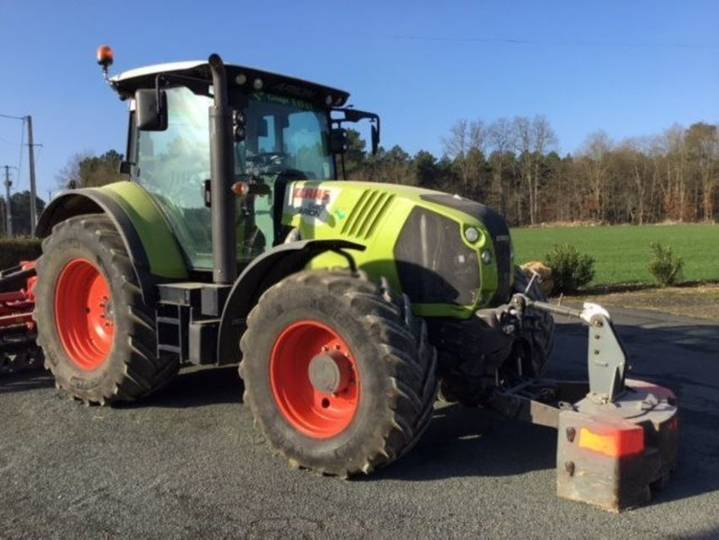 Claas arion 640 cis - 2013