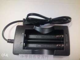 Li ion 18650 battery charger for lithium ion rechargeable battery