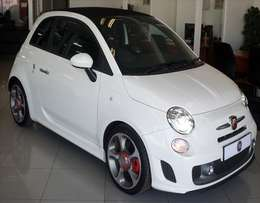 Abarth - Abarth 500 1.4 T Cabriolet for sale