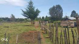 1/4 plot at mti moja near university of eldoret with title