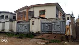 Block Of 4 Flats With C Of O For Sale In Ikotun